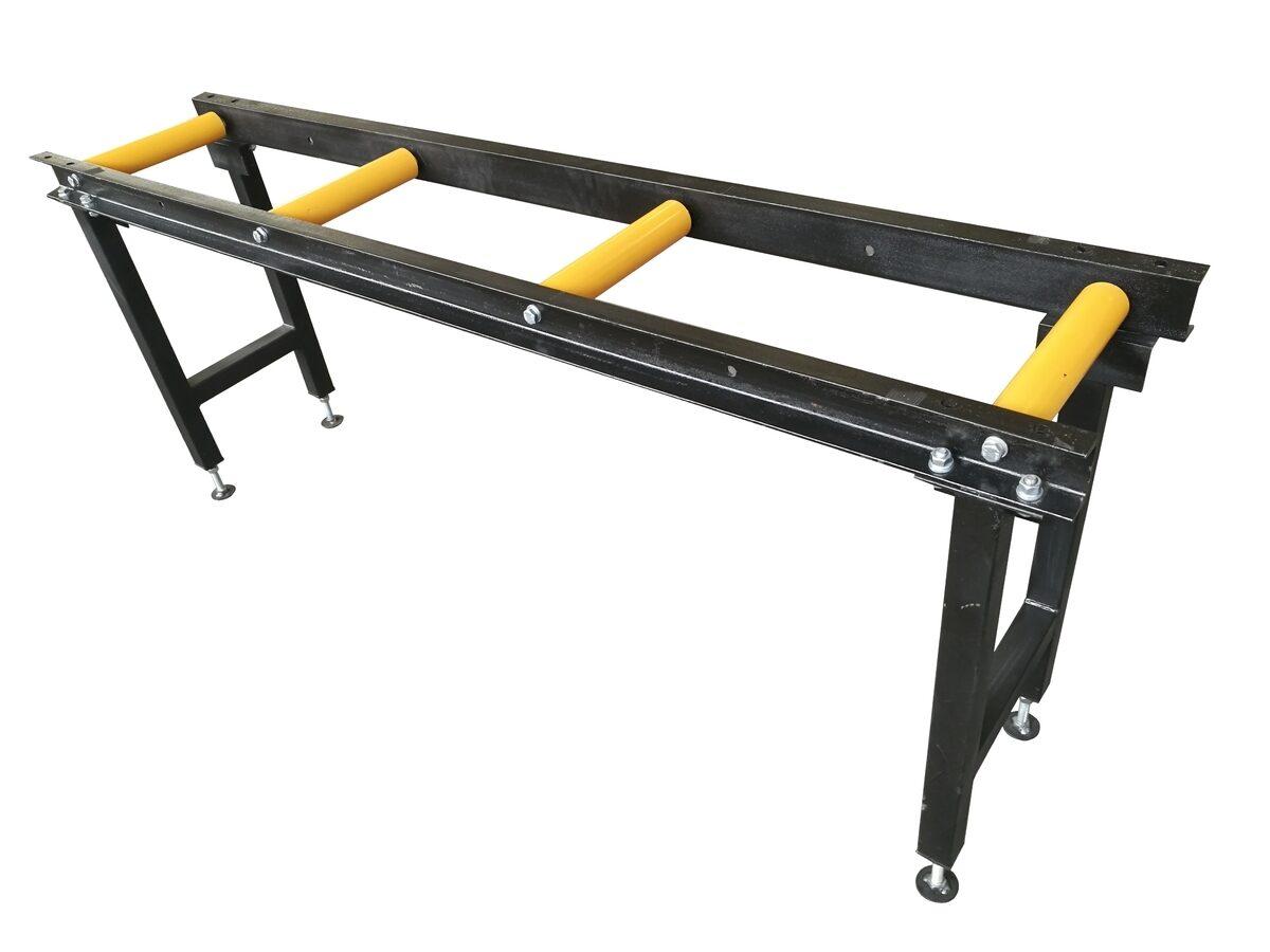 Рольганг на лесопильной стол как конвейер
