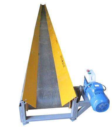 ленточный транспортер удаления стружки